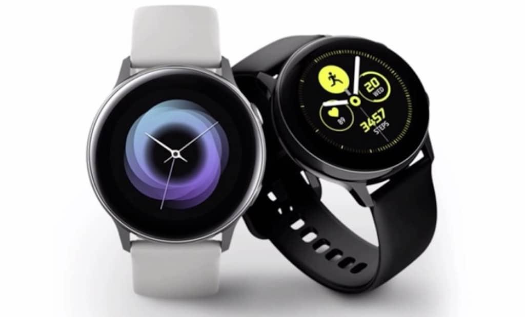 Samsung Galaxy Active Sport design