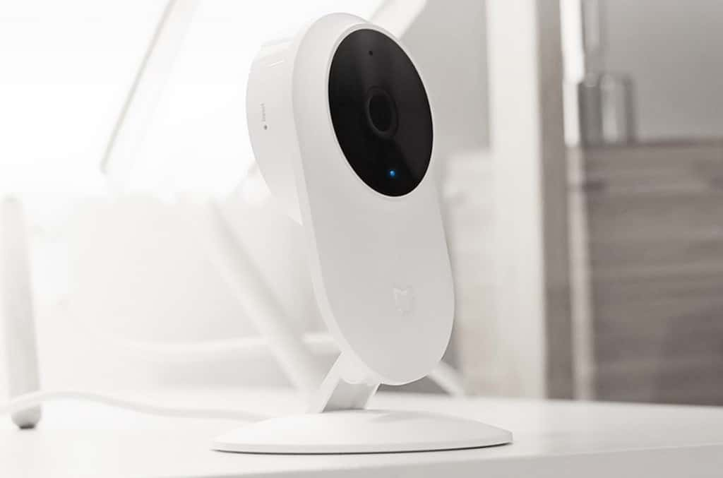 Xiaomi Mijia AI Smart Home caméra connectée