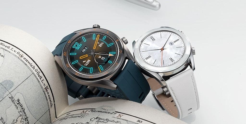 huawei watch gt active elegant design