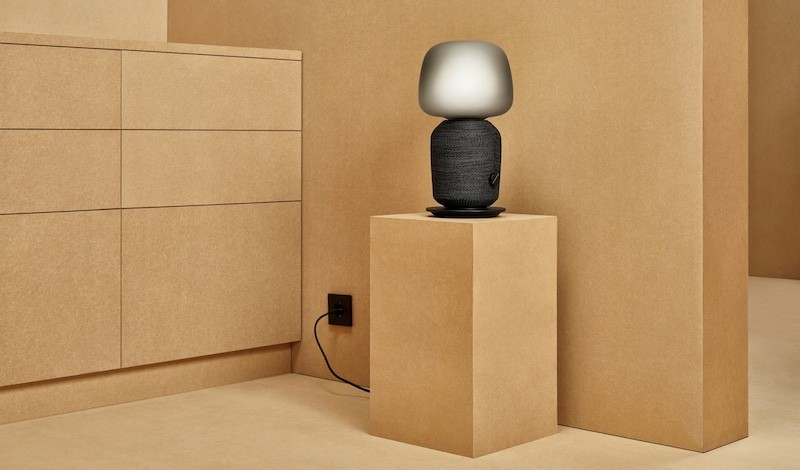 synfonisk lampe ikea sonos