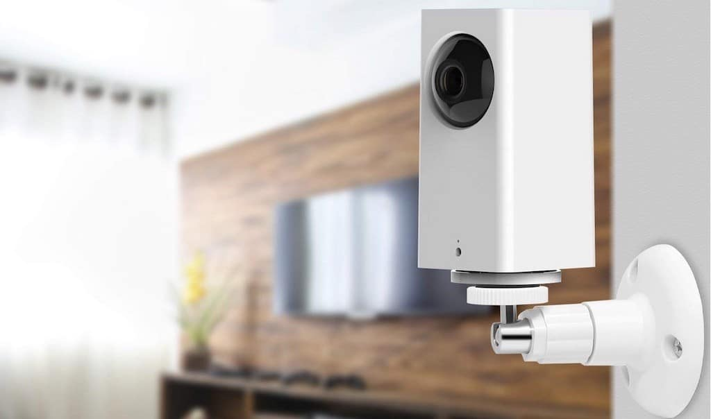 Wyze cam Pan caméra surveillance connectée