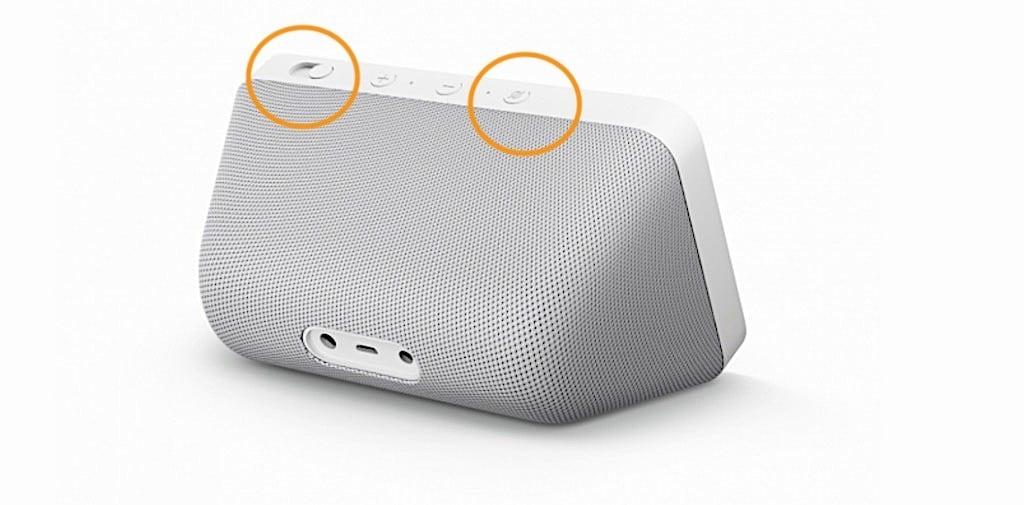 Amazon echo show 5 test commande