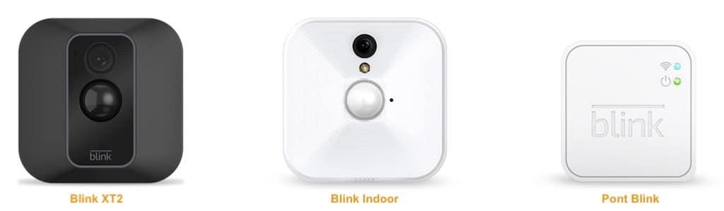 meilleure caméra connectée Bkink XT2