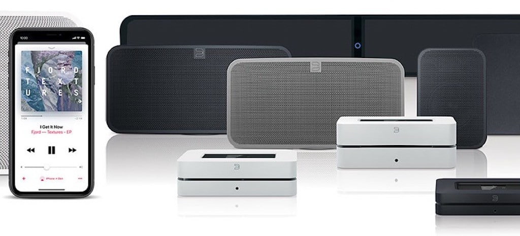 Bluesound airplay 2 enceinte compatible