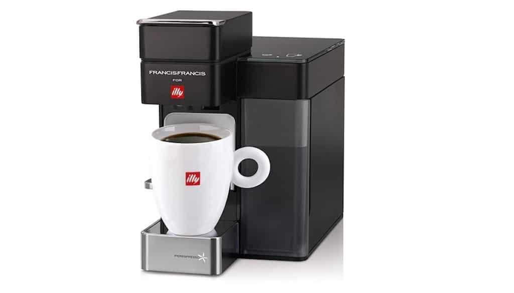 Machine à café connectée Illy Francisfrancis