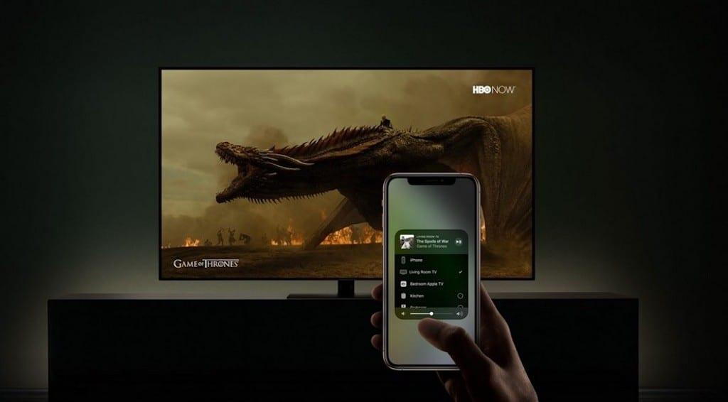 téléviseurs compatibles airplay 2