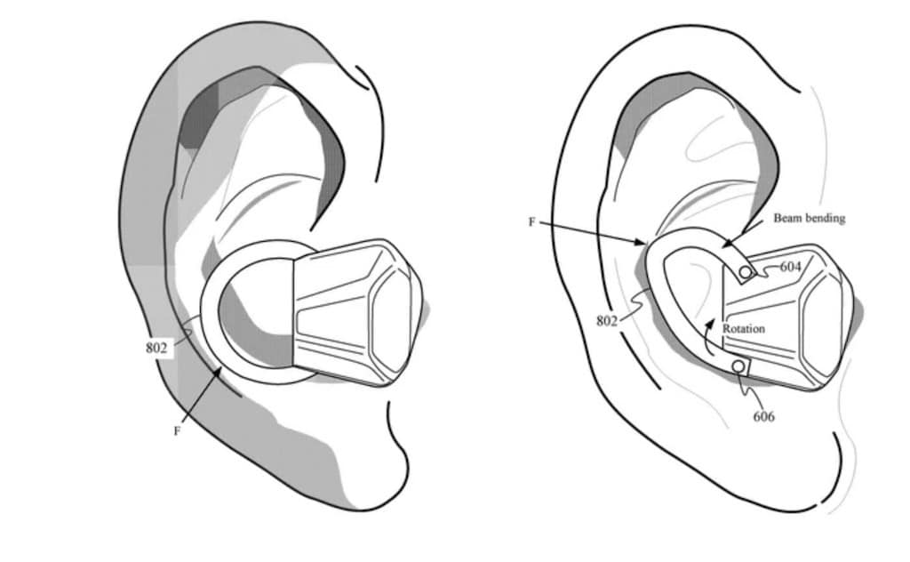airpods 3 capteur biométrique