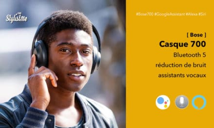 Bose 700 casque avis test prix Bluetooth antibruit successeur du QC35