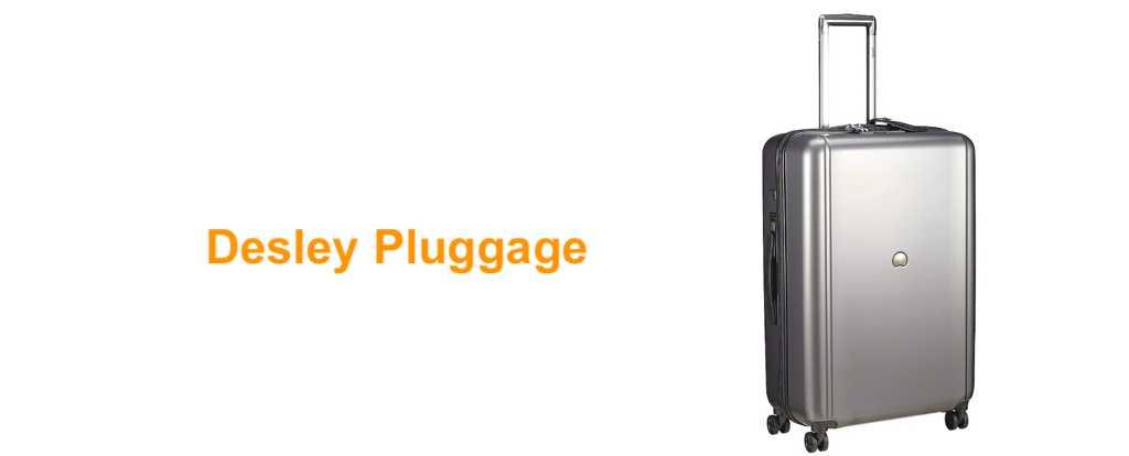 Delsey Pluggage comparatif valise connectée