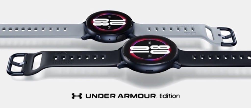 Under Armor Galaxy Watch Active 2