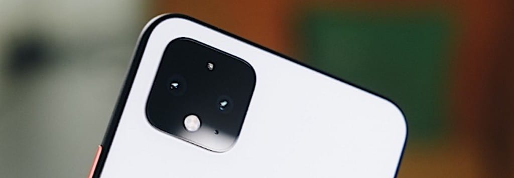 Google Pixel 4 capteurs Photo qualité vidéo