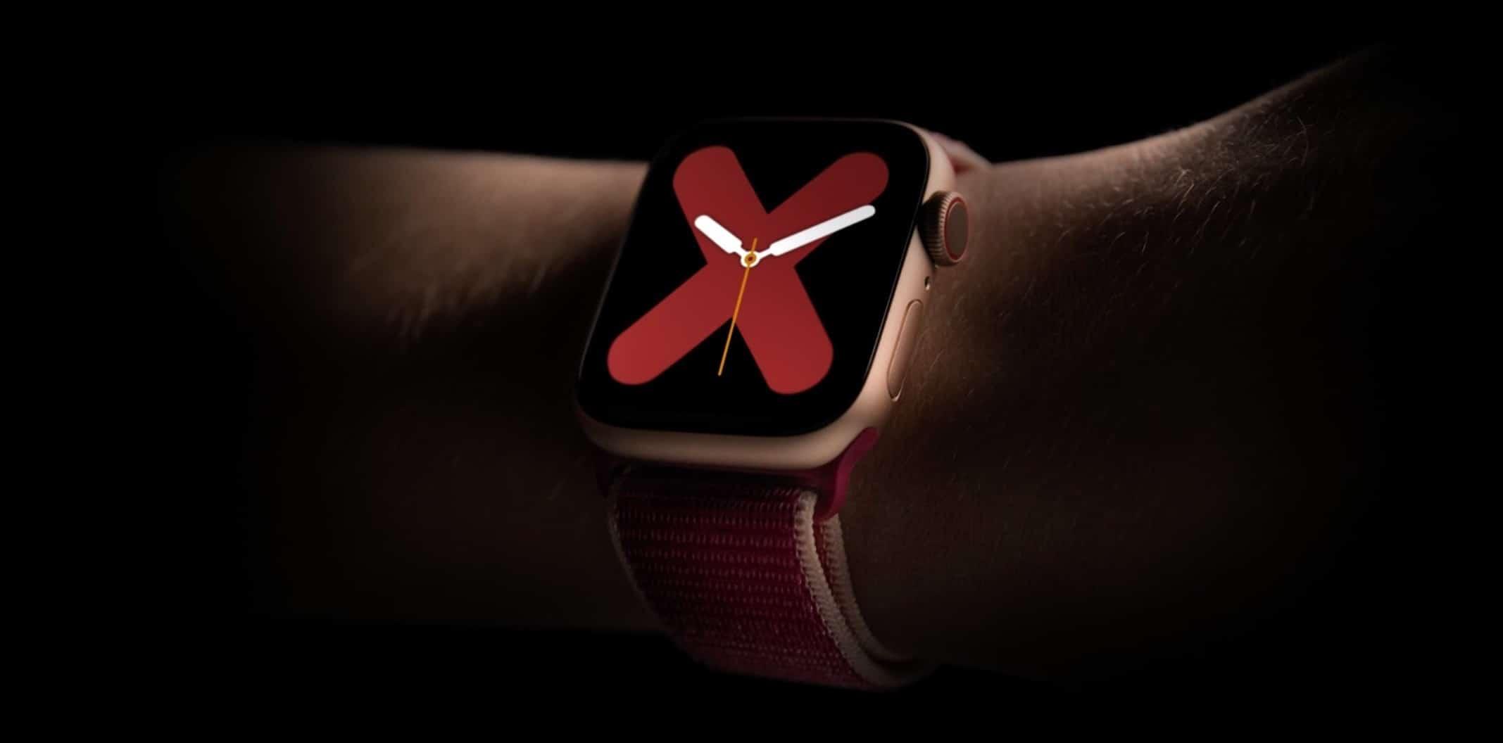 Apple Watch Serie 5Apple Watch Serie 5