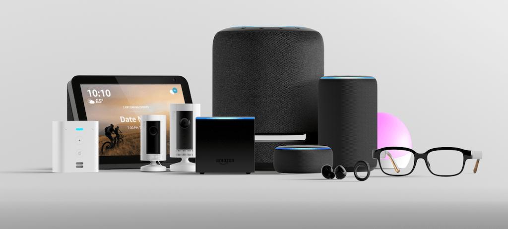 Gamme Amazon Echo nouveautés 2019