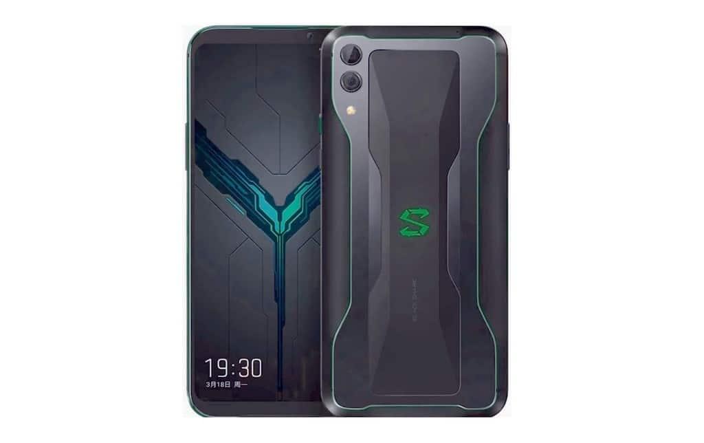 Xiaomi Black Shark 2 Pro snapdragon 855 plus