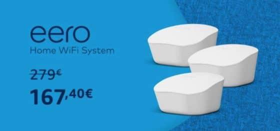 Eero promotion wifi mesh Prime Day Amazon