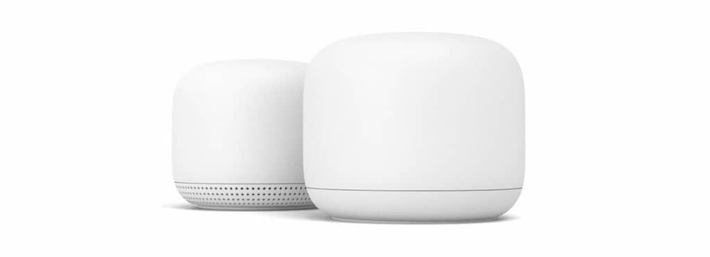 Nest Wifi test avis design