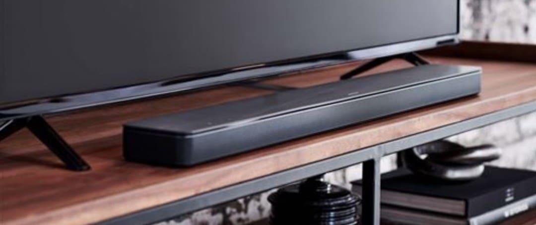 Bose Soundbar 500 barre de son comparatif