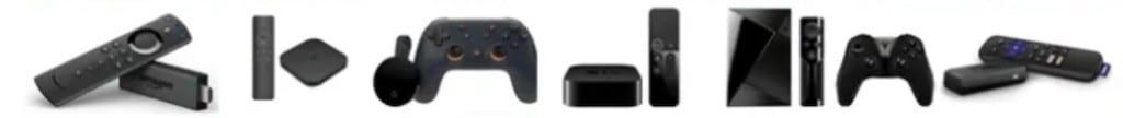 comparatif box tv android apple amazon nvidia xiaomi