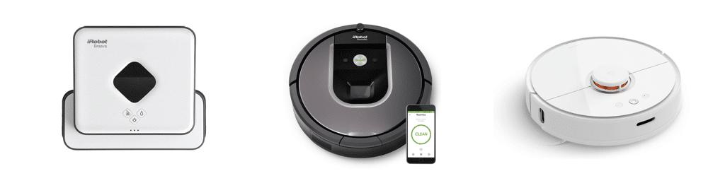 comparatif robot aspirateur soldes promotions