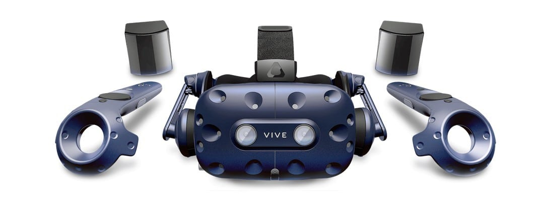 HTC Vive Pro comparatif casque VR