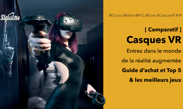 Meilleur casque VR réalité virtuelle : comparatif 2020 et guide d'achat