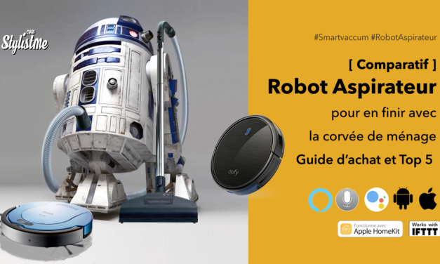 Meilleur robot aspirateur : comparatif  2020 et guide d'achat