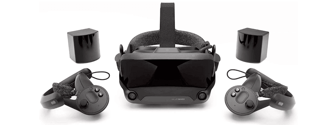 Valve Index casque VR comparatif