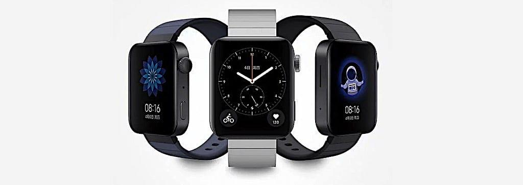 Xiaomi mi watch meilleure montre connectée
