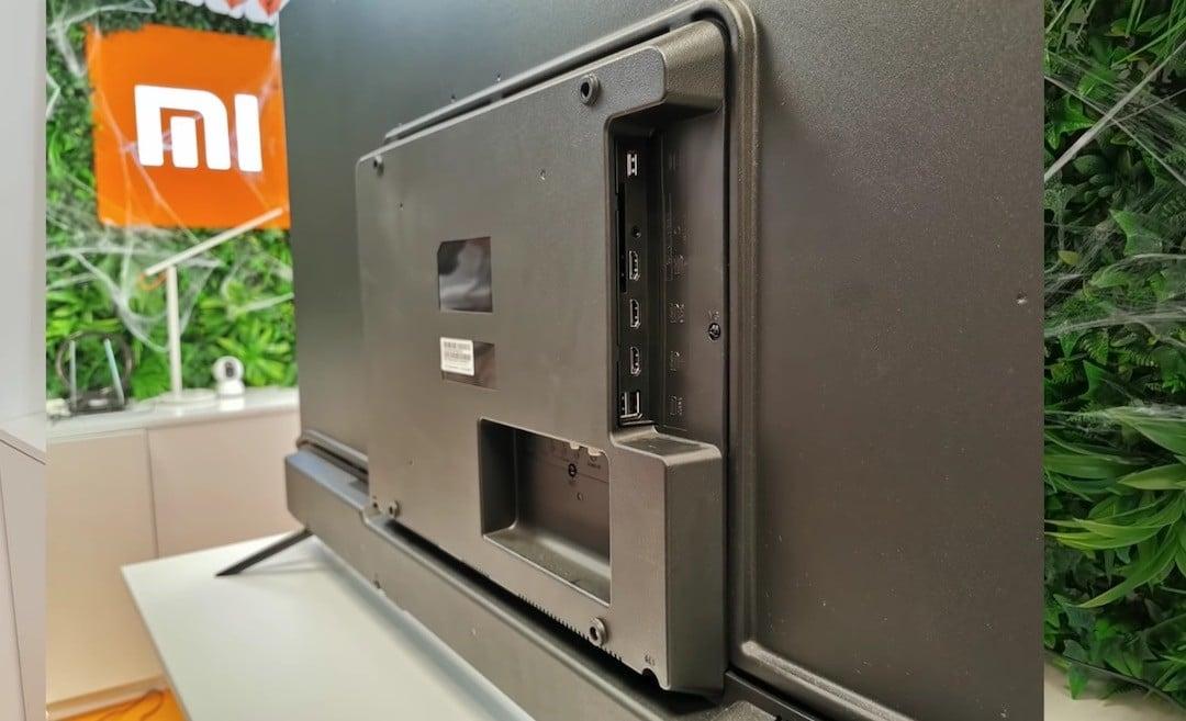 connectique Xiaomi Mi Tv 4S