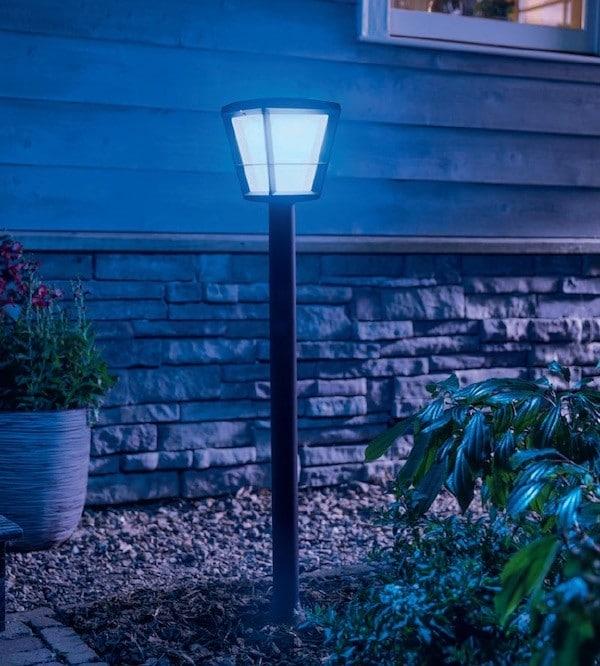 Philips Hue Econic lampadaire connecté
