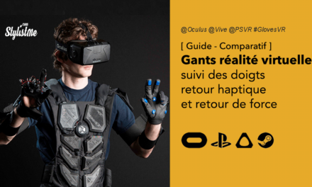 Meilleurs gants réalité virtuelle ou réalité augmentée – comparatif 2020