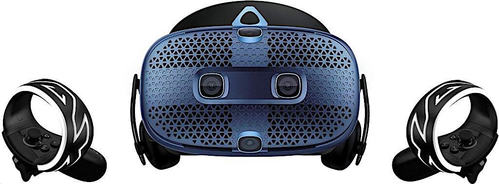 HTC Vive Cosmos avis design