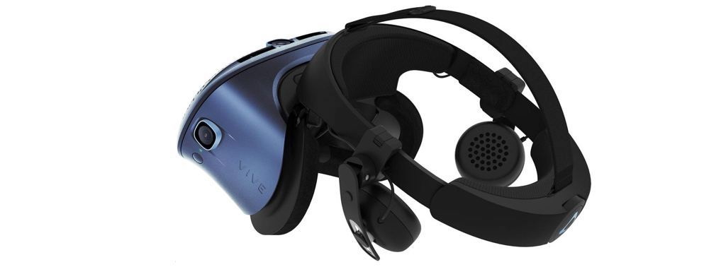 HTC vive cosmos test casque vr