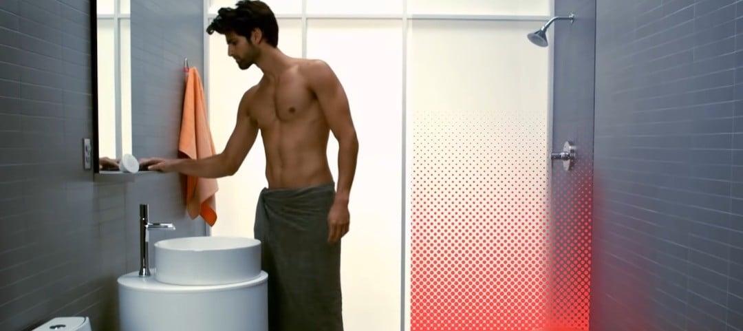 Kohler Moxie enceinte salle de bain connectée