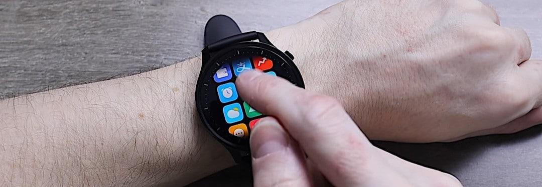 Montre Wear Os Xiaomi Mi Watch Color