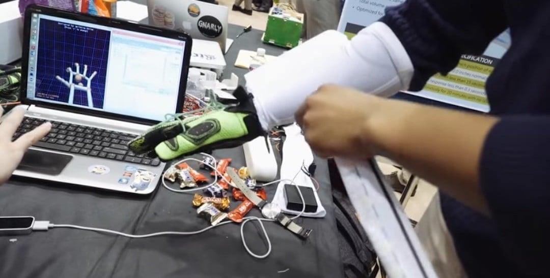 Omni VR Gloves gants réalité virtuelle