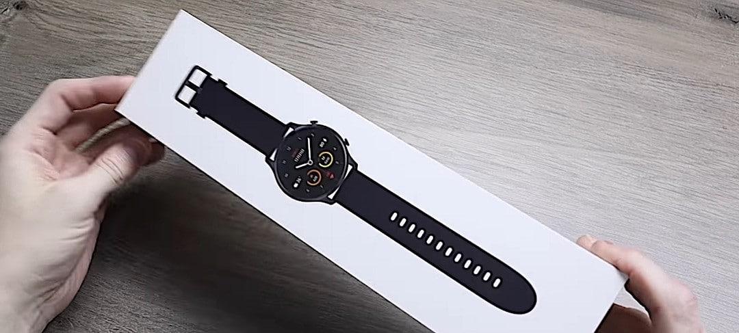 unobxing Xiaomi watch color
