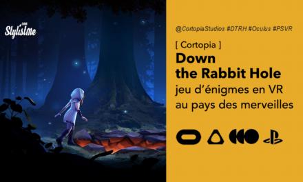 Down the Rabbit Hole jeu d'énigmes en VR aux pays des merveilles