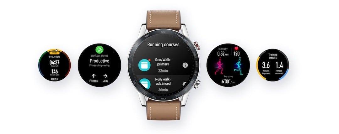 Honor MagicWatch 2 suivi sport app Huawei Health