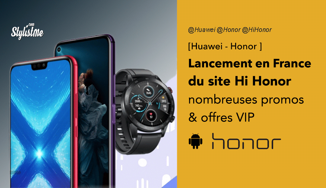 Honor promotions réductions HiHonor