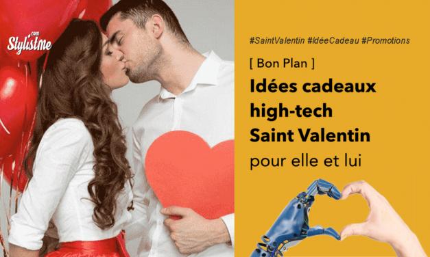 Cadeaux High tech Saint Valentin pour homme et femme