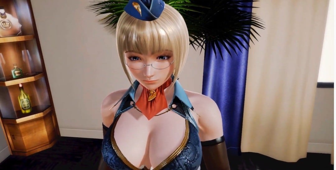 jeu adulte réalité virtuelle porn vr game Illusion