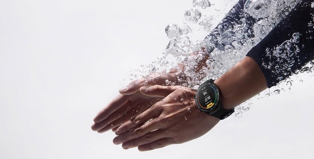 montre connectée natation Honor