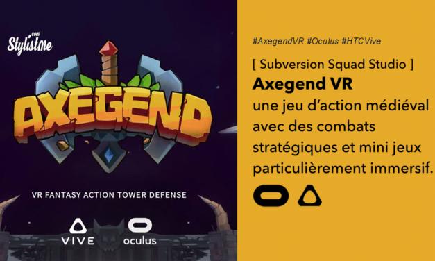 Axegend VR la chasse aux gobelins est ouverte : action et stratégie