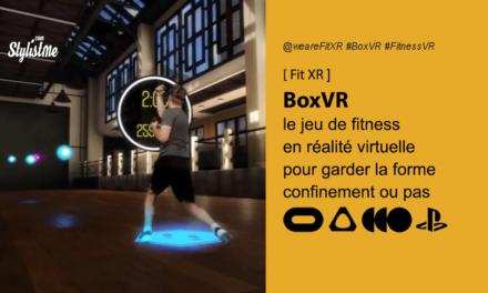 FitXR test avis prix date : faites du sport en réalité virtuelle