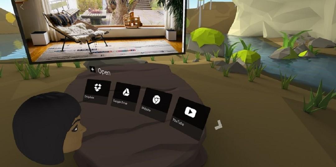 Dream réunion en réalité virtuelle Oculus Steam