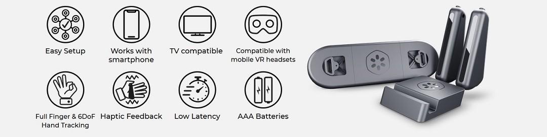 Kit complet Kup VR