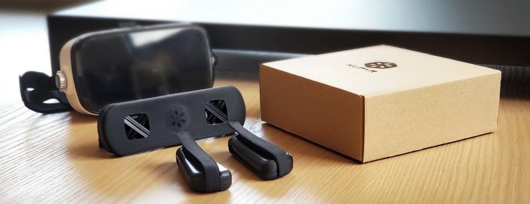 KupVR contrôleurs réalité virtuelle pour smartphone Android