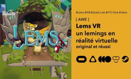 Lems VR un jeu style Lemmings en réalité virtuelle pour Oculus et PCVR