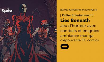 Lies Beneath est un jeu d'horreur de survie en solo pour Oculus Quest et Rift